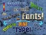 Confession of a Font Addict