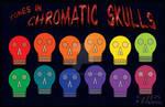 Tones in Chromatic Skulls