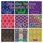 KWH-Seamless Geometric Patterns 1