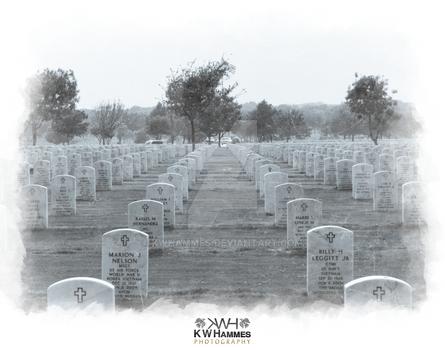 Fort Sam Houston National Cemetery 2
