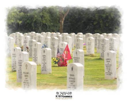 Fort Sam Houston National Cemetery 1