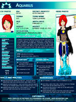 Aquarius SGPA Profile by AquAlannis