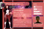 :DC: Will-o-Wisp