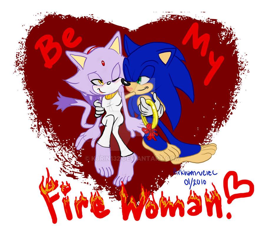 Be My Fire Woman? by Kjrin132