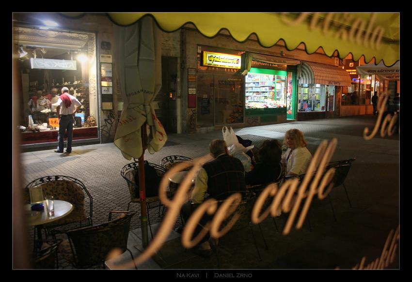 Na kavi by DanielZrno
