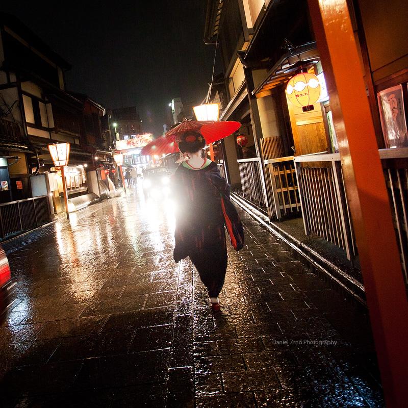 Kyoto Nights II by DanielZrno