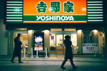 Yoshinoya by DanielZrno