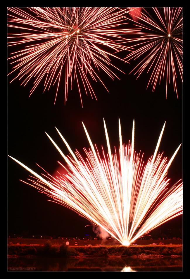 Bundek Fireworks contest - 2 by DanielZrno