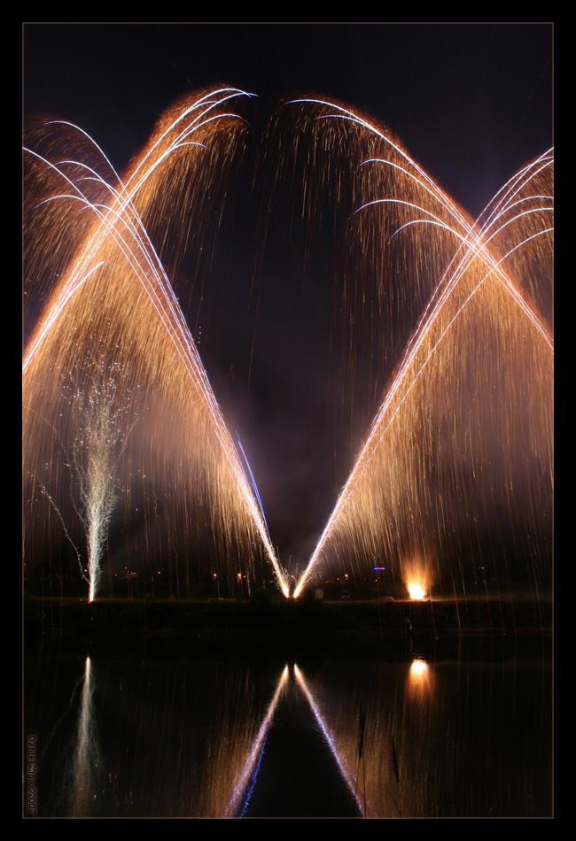Bundek Fireworks contest - 3 by DanielZrno