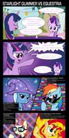 Starlight Glimmer vs Equestria