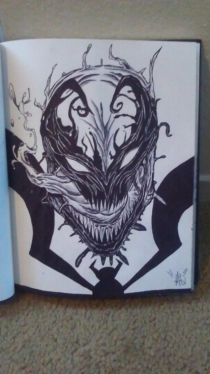 ANTI VENOM by siccaquatheedopest