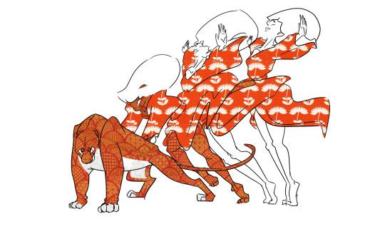 12 - Tiger Transformation by WorldCanBeGood