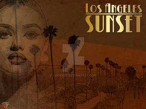 Los Angles Sunset 1