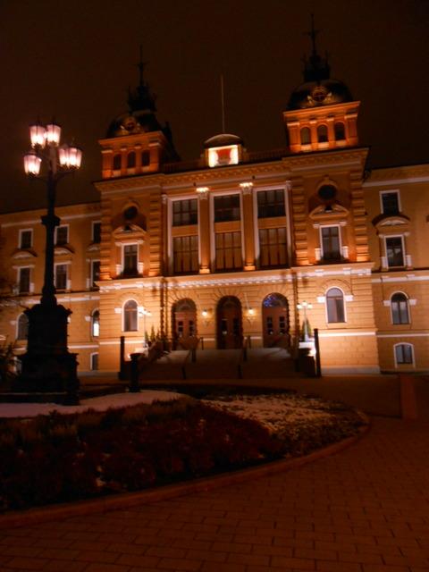 Oulu City Hall by Miimi90