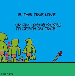 True Love by AntDigger