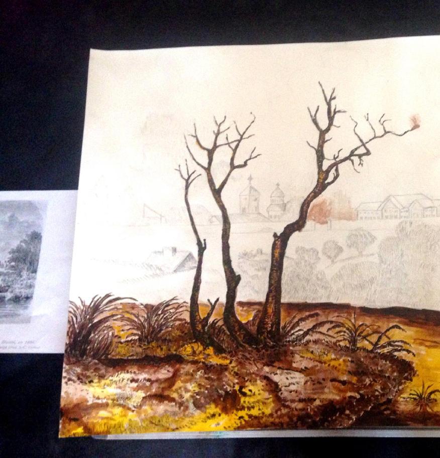 Work in progress (landscape) by christina177
