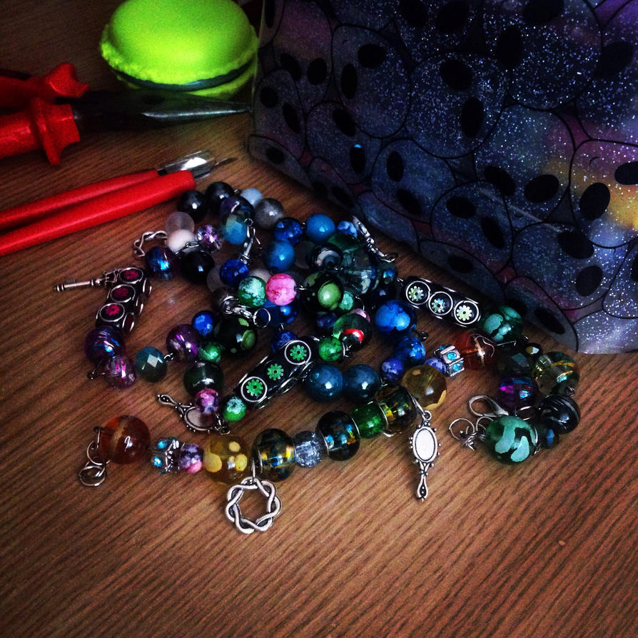 Making jewels part.2 by christina177