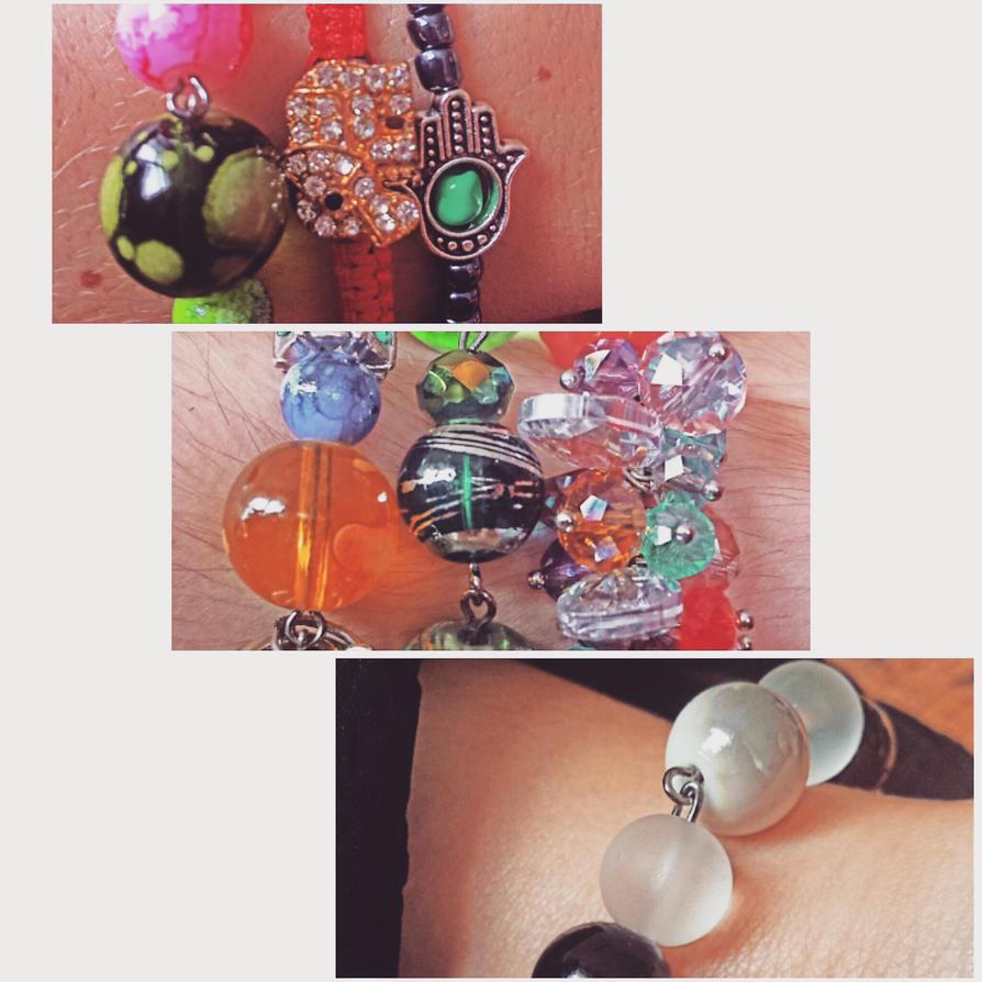 Jewels (bracelet, details) by christina177
