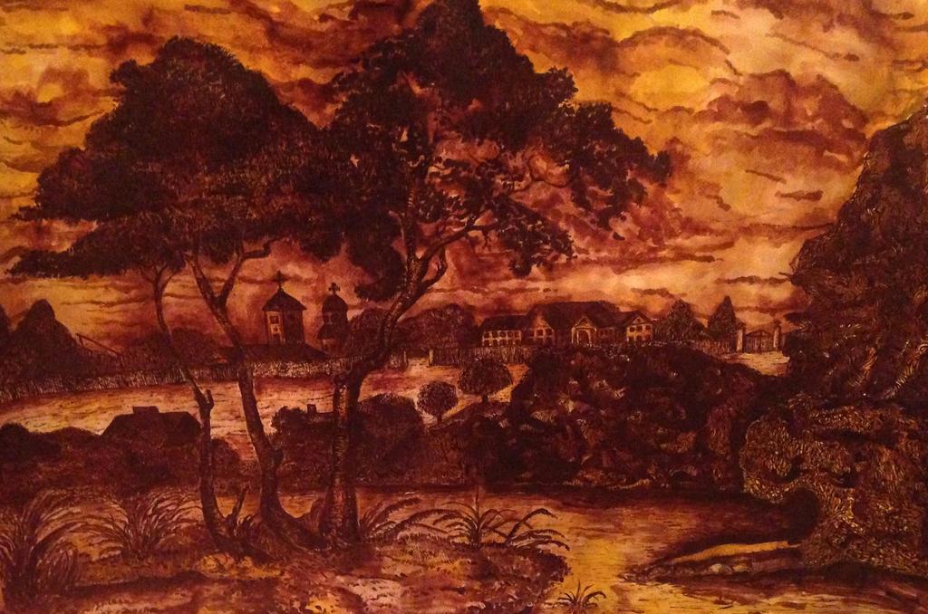 Landscape  by christina177