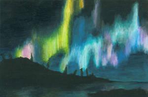 Amazing Aurora by magnifulouschicken