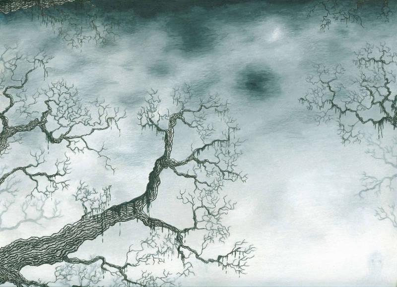 Foggy Dark Abiss by magnifulouschicken