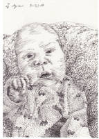 My Nephew Jayden by magnifulouschicken