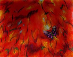 Fires of Autumn by magnifulouschicken