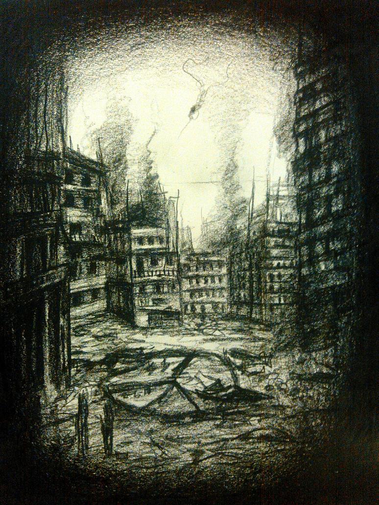 Dystopia by magnifulouschicken