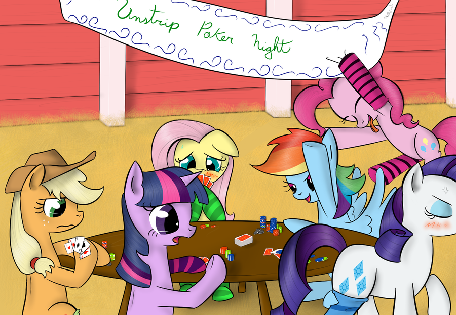Poker night by RodolfoMushi