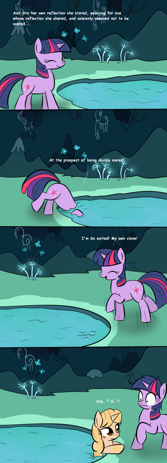 Twilight's clone by RodolfoMushi