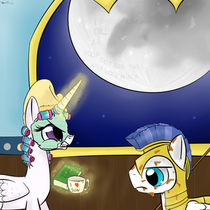 The reason Luna was sent to the moon