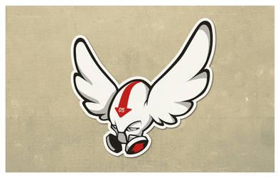 aerosol angel by decart1981