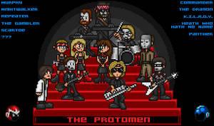 The Protomen in 16 Bits