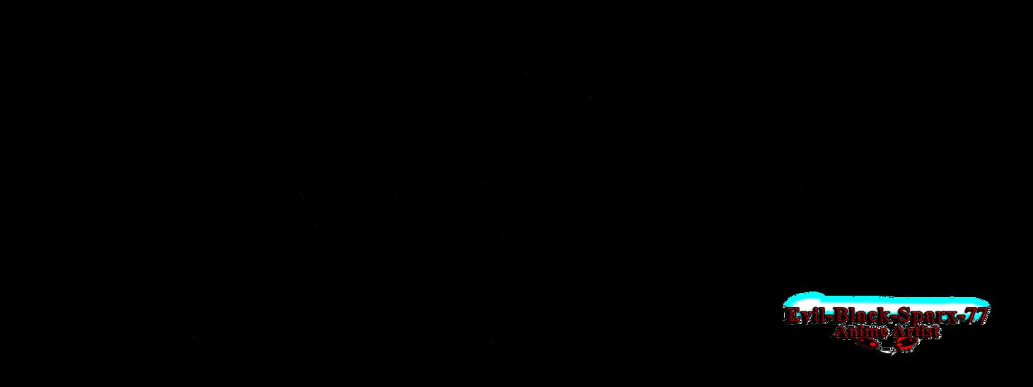 Zoroark lineart by Evil-Black-Sparx-77