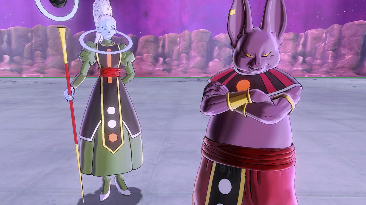 dbxenoverse 2 champa and vados by evil black sparx 77 on deviantart