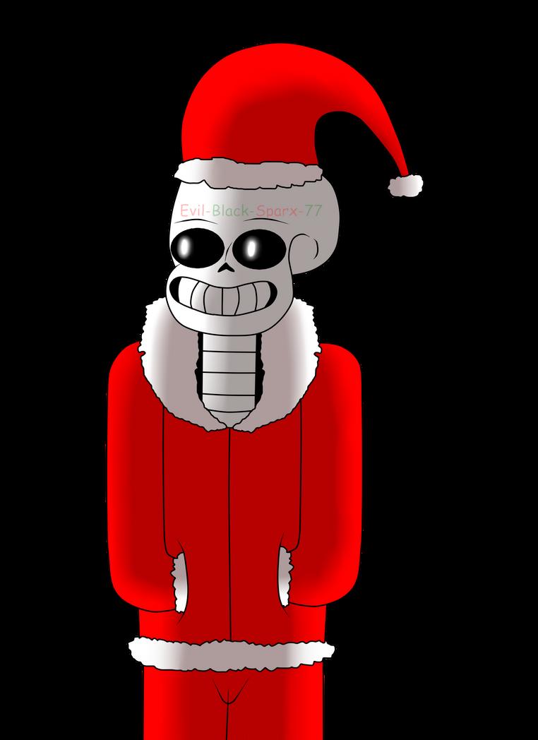 Merry Christmas 2018 by Evil-Black-Sparx-77