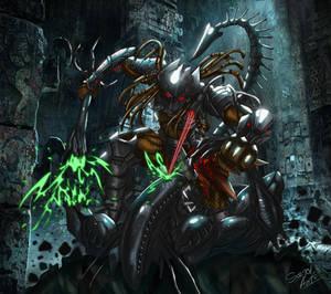 Alien vs Predator Fanart