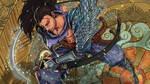 League of Legends Yasuo fanart