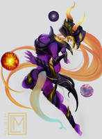 Dark Star Syndra