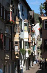 Bruneck by Virveln