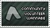 Community Volunteer by Nironan12