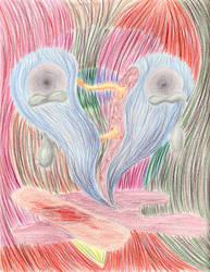 Munch's heart by ScaroDj