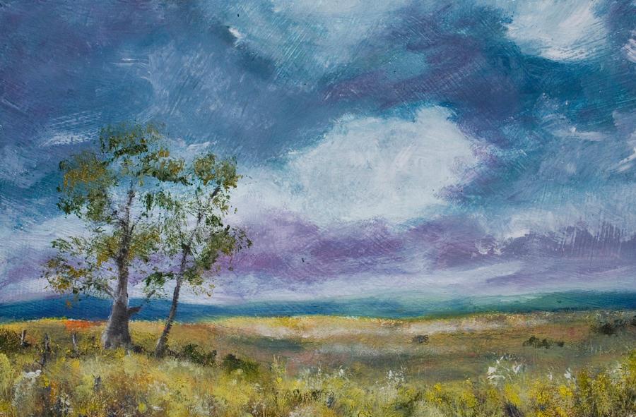 Landscape 27 by julie-tugwell