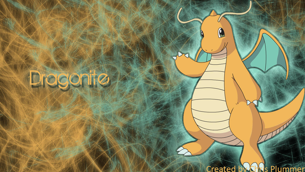 Awesome Dragonite  Viewing Gallery