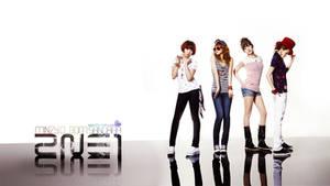 2NE1 Ver 1 by An-iroc