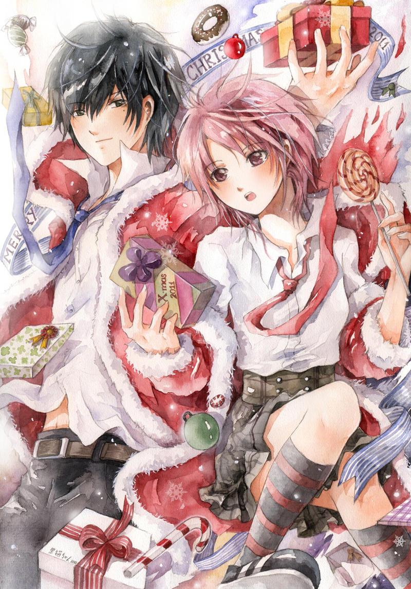 Secret Santa : 210793 by kandasama