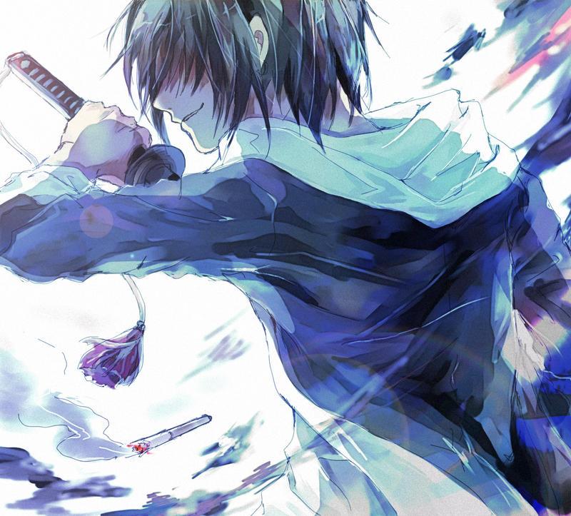 Blue Memory by kandasama