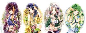 Seasons by kandasama