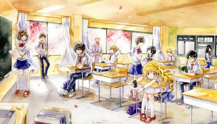 Classroom Breaktime