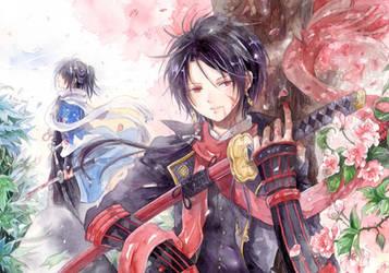 Sword's heart by kandasama